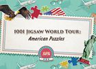 1001 Jigsaw World Tour - American Puzzle