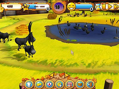 Download My Farm - Free online games with Qgames org