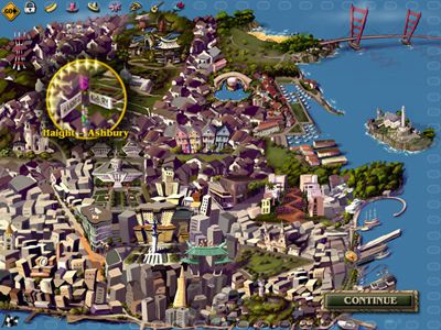 big city adventure free online games