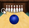3D Bowling Game