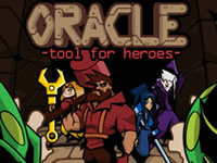 Oracle - Tool for Heroes