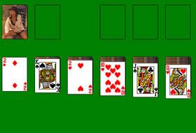 jeu gratuit carte solitaire Play Solitaire   Free online games with Qgames.org