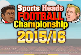 Sports Heads Football Championship 2015/16