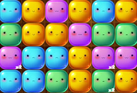 Smiley Cubes