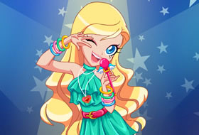LoliRock Iris Dress Up