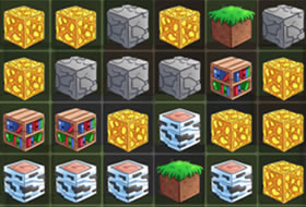 Minecraft Block Match