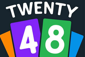 Twenty 48 Solitaire