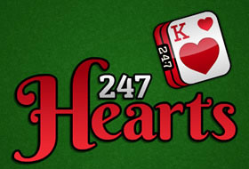 Play 247 Hearts Free Online Games With Qgames Org