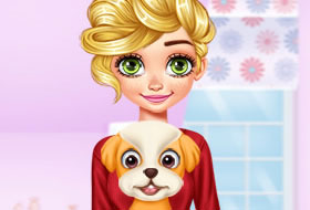 Princesses Puppy Care