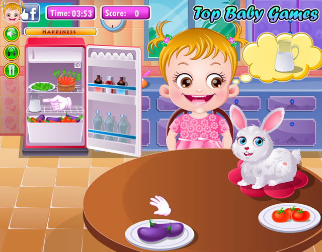 Play Baby Hazel Pet Care Free Online Games With