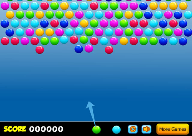 bubble shooter 4 free