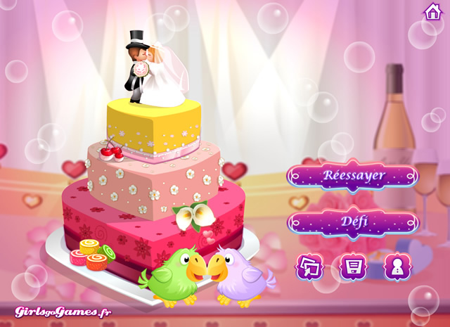 Play Bellas Wedding Cake