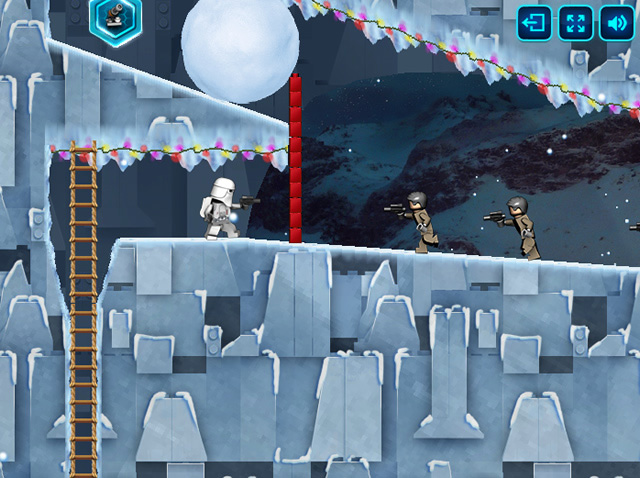 Play LEGO Star Wars Adventure 2014 - Free online games with Qgames.org