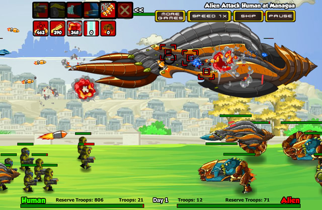 World Domination Game >> Play Alien World Domination Free Online Games With Qgames Org