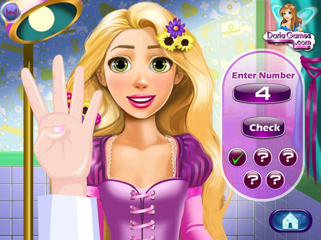 rapunzel spiel online