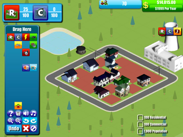 Play Epic City Builder 3 - Free online games with Qgames org