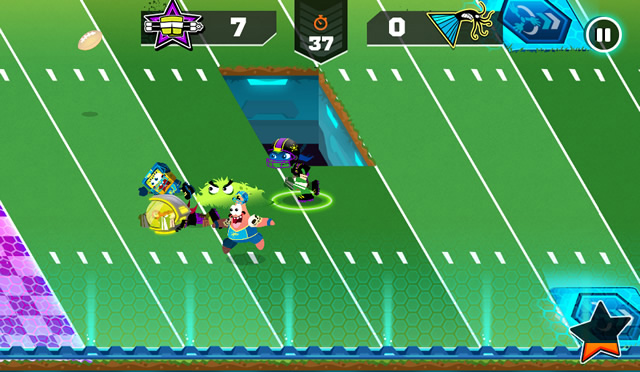 Play Nick Football Stars 2 - Free online games with Qgames org