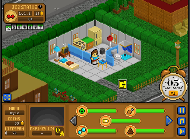 Top games tagged Life Simulation