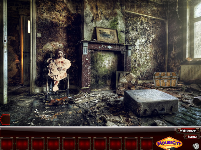Play Scary Escape - Unknown - Free online games with Qgames org