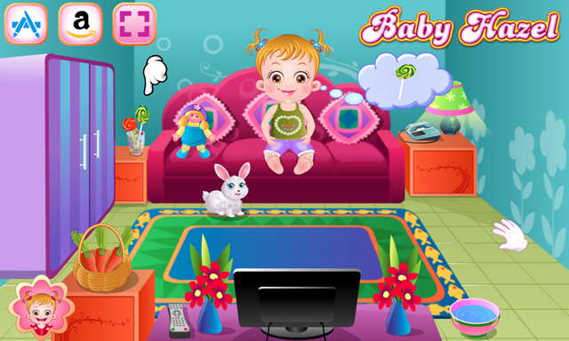 Play Baby Hazel Backyard Party - Free online games with ...