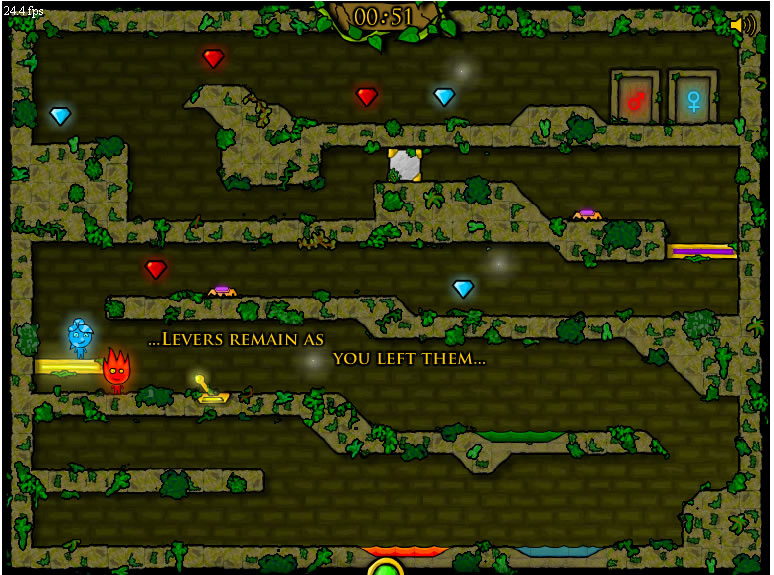 the forest temple game free online