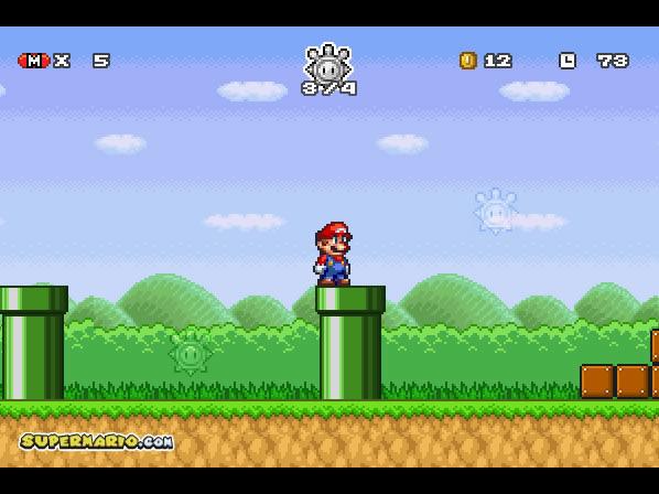 free online games super mario bros