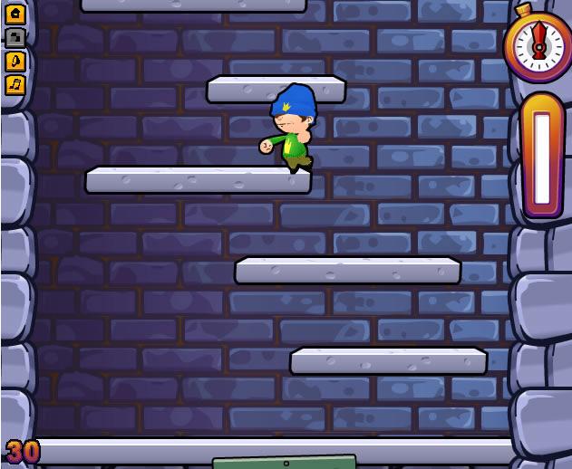Icy Tower Online Spielen