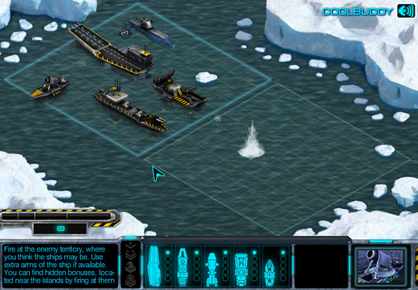 play cruiser  battleship 2