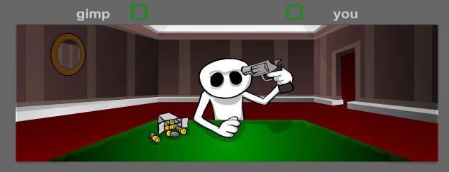 Gimp roulette download gambling legend zero