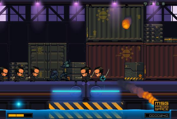 Final Ninja Zero - Play on Armor Games