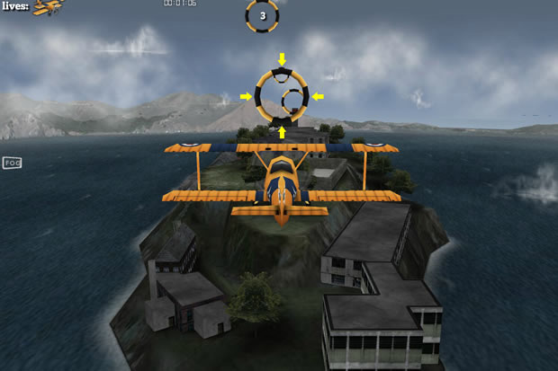 Play Stunt Pilot 2 San Francisco Free Online Games