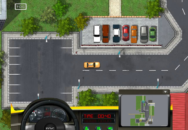 Play New York Taxi License Free online games with Qgamesorg