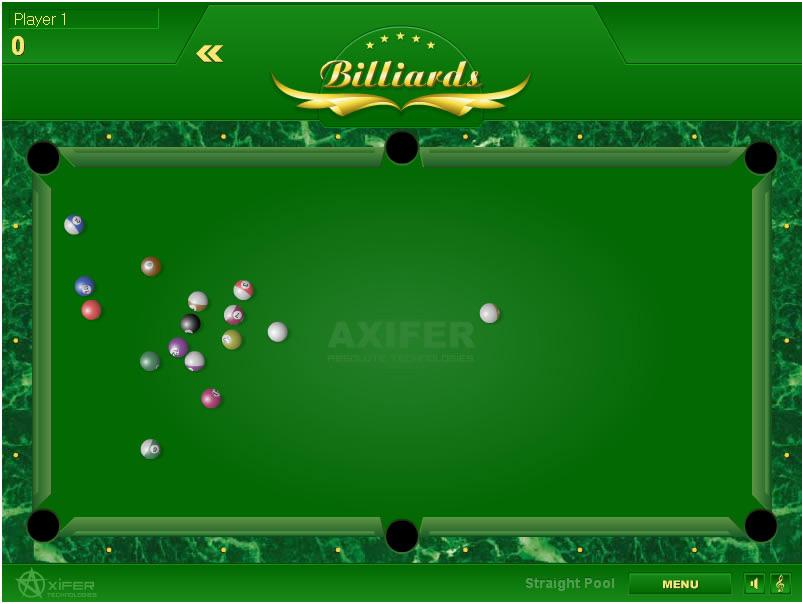 Online Games Billard