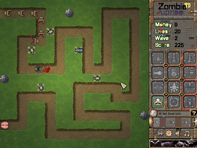 online tower defense games