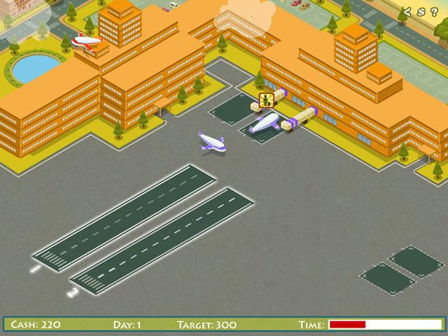 AIRPORT CONTROL - ZRAČNA KONTROLA