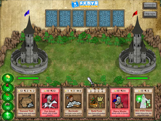 war card game to play online free