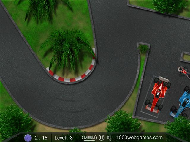 Formula cartoon game online free