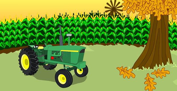 Fall Farm Escape