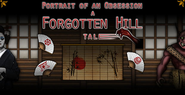 Portrait of an Obsession - A Forgotten Hill Tale